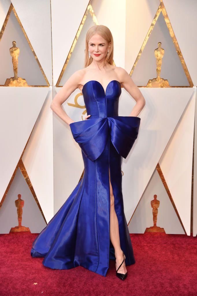 Nicole Kidman , Sandra Bullock , 90th Academy Awards