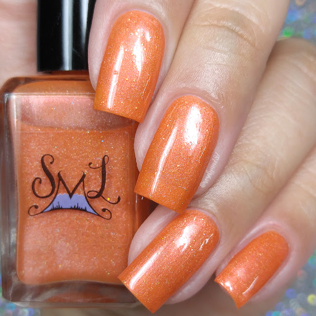 Smokey Mountain Lacquers - Amaryllis