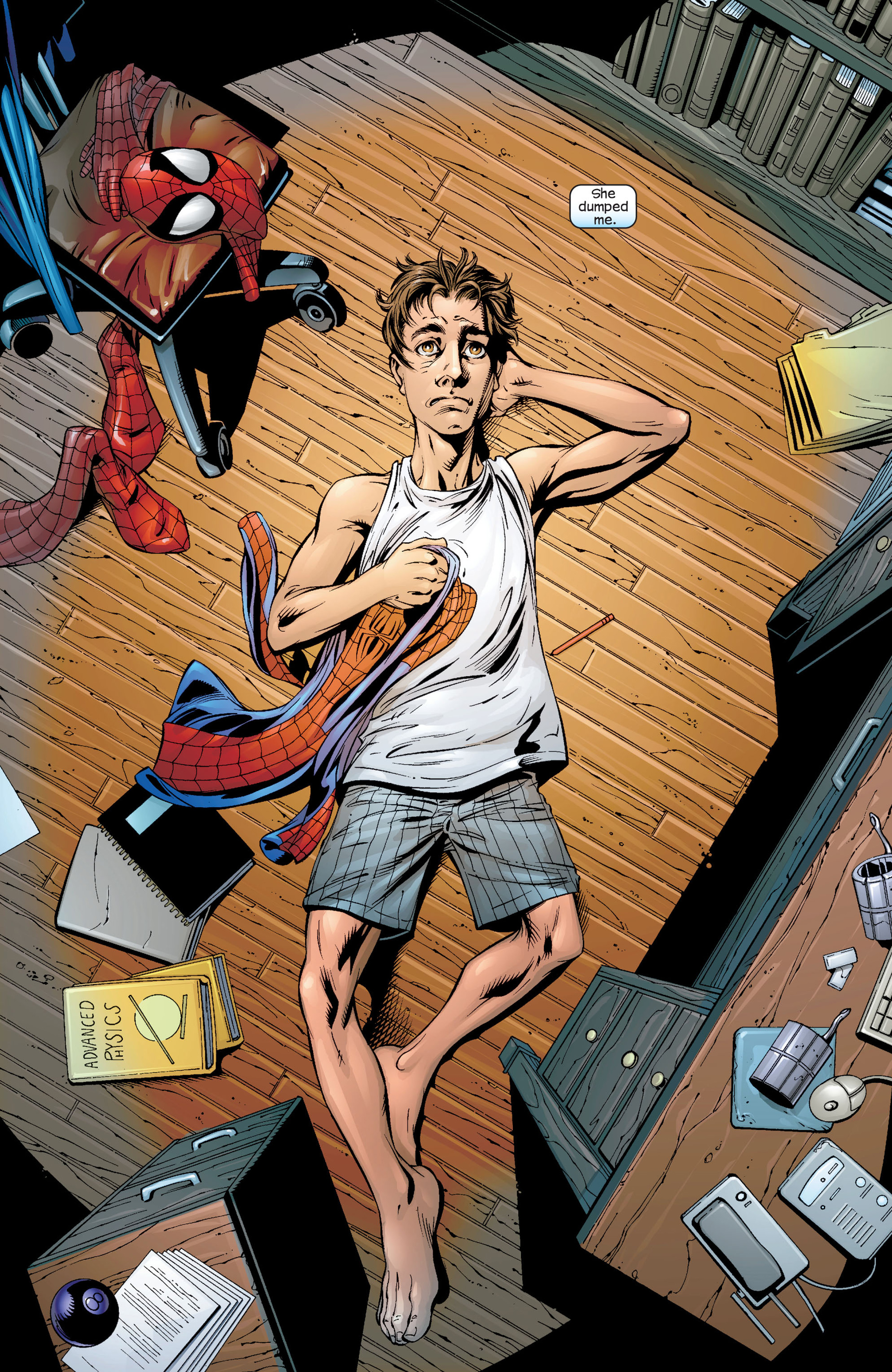 Read online Ultimate Spider-Man (2000) comic -  Issue #33 - 3