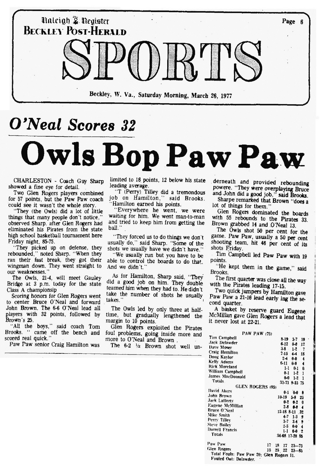 Owls Of Wv