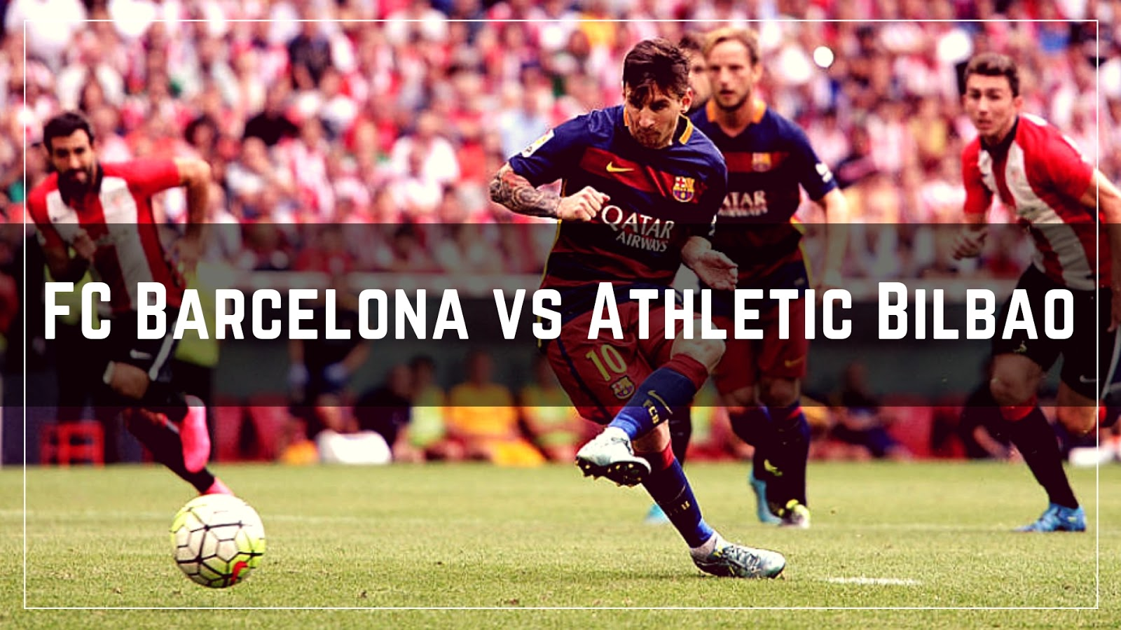 Lionel Messi scoring against Athletic Bilbao #lionelmess #messi #barcelona #barca #fcbarcelona