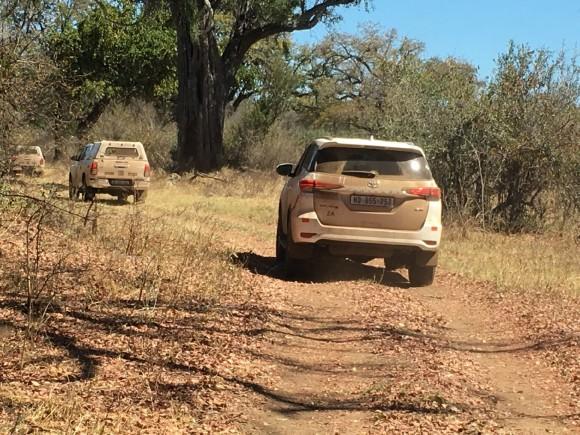 トヨタGAZOO Racing「5大陸走破プロジェクト」でアフリカ大陸を走破中!