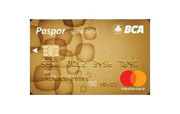 Apa Beda Kartu Paspor BCA Blue, Gold, Platinum