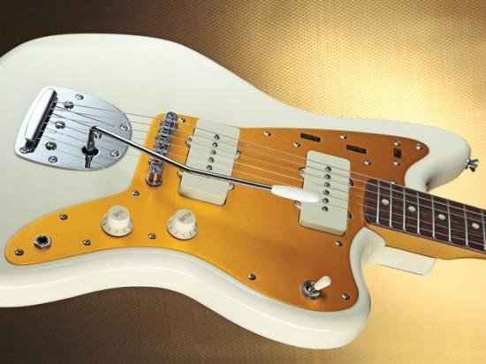 Guitar Squier J Mascis Jazzmaster