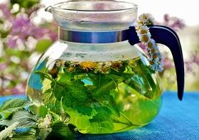 شاي الأعشاب للتنحيف