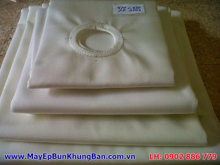 Cung cấp vải lọc máy ép bùn khung bản trên toàn quốc, cam kết chất lượng và giá thành tốt nhất