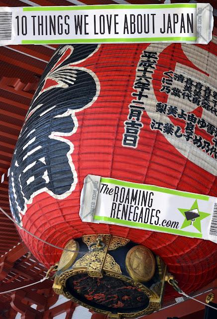 Japan, Tokyo, 10 things we love about Japan, Food, Japanese, Sushi, Tempura, Temples, Shrines, Buddhist, Shinto, Buddhism, Sensoji, Nature, parks, Traditions, Tea ceremony, kimono, geisha, Vending machines, crazy vending machines, Gaming, games, arcades, akihabara, toilets, bullet train, views, sky tree, tokyo tower, Mt. Fuji, Chaos, shibuya crossing, Contrasts,