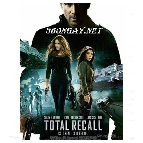 Phim Lẻ Truy Tìm Kí Ức - Total Recall