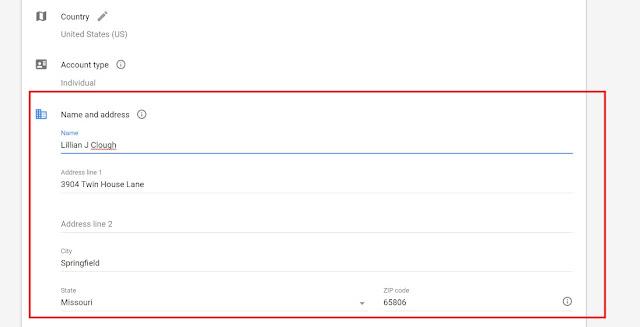 Cara Mengubah Alamat Google Wallet Menjadi US