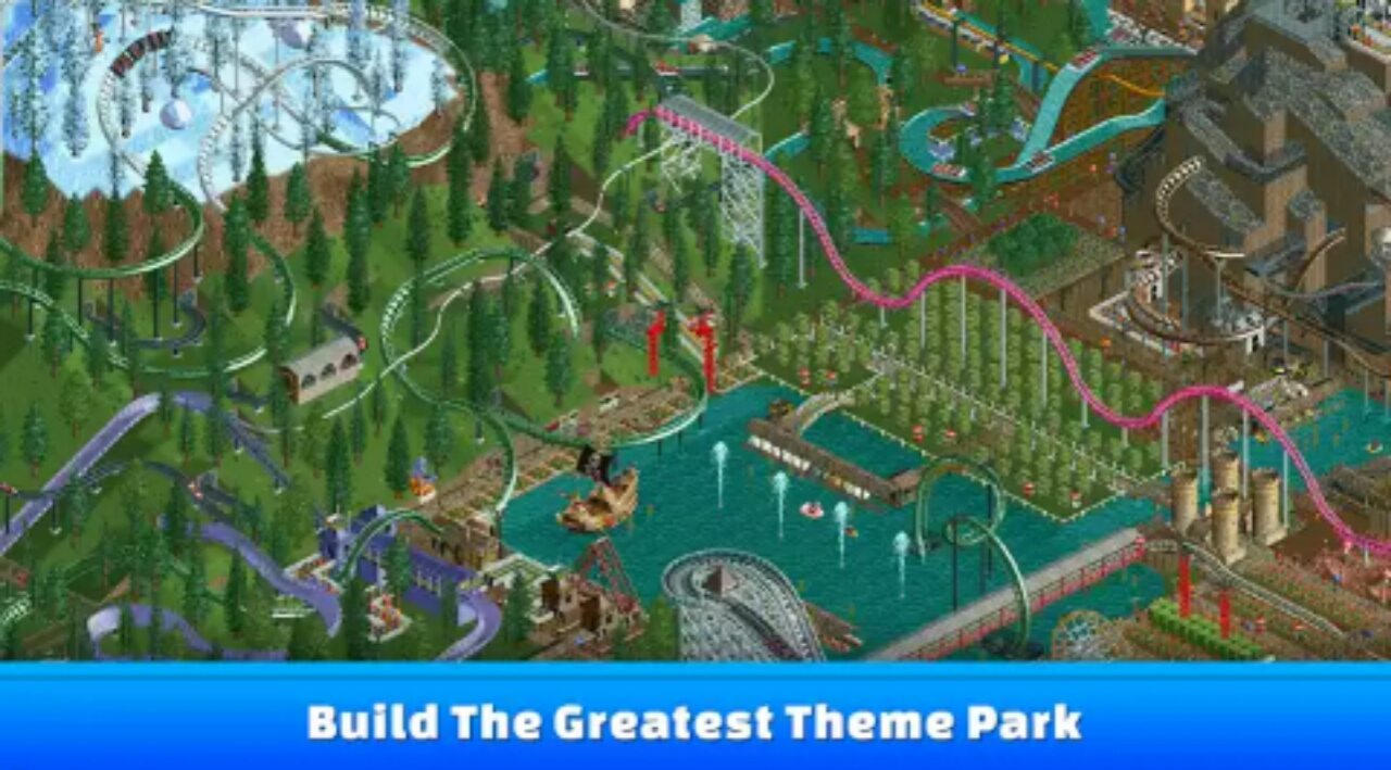 Rollercoaster tycoon: Best anime games to play in 2018