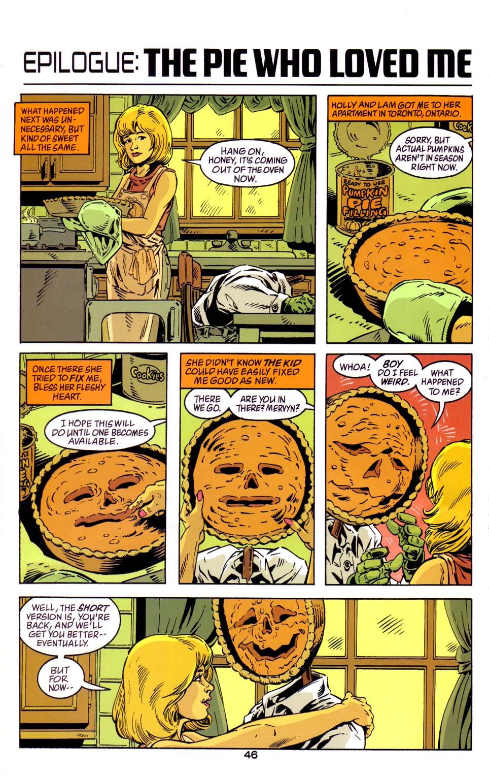 Read online Merv Pumpkinhead, Agent of D.R.E.A.M. comic -  Issue # Full - 46
