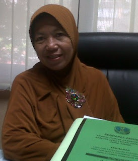Dra.Hj.Ma'mulah Harun,M.Pd.I  Anggota Komisi E DPRD Jatim