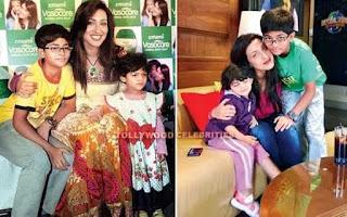 Rituparna Sengupta Biography, Husband, Son, Daughter, Father, Mother, Brother, Sister, Family Photos
