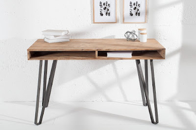 moderný nábytok Reaction, nábytok z masívu, nábytok z agátového dreva