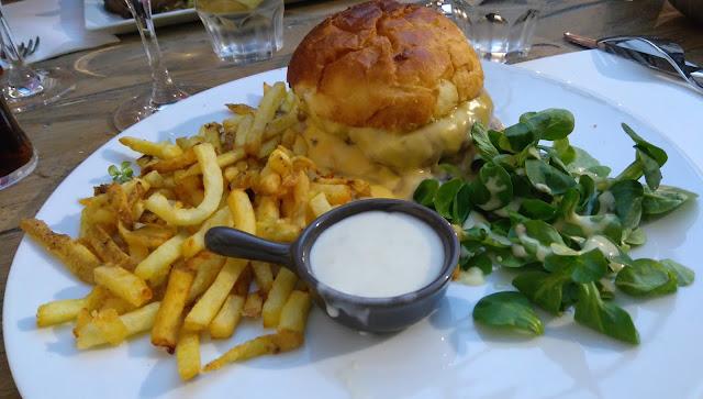 burger, La Prison du Bouffay, Bouffay, Nantes, restaurant, bullelodie