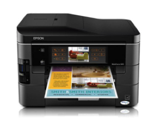Epson WorkForce 845 Driver Download and Review