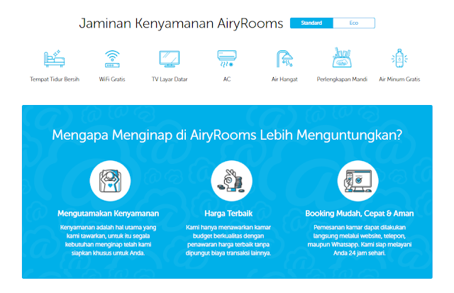 Hotel murah di Palembang untuk staycation Airy Rooms Palembang