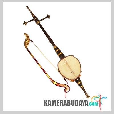 Rebab, Alat Musik Tradisional Dari Bangka Belitung