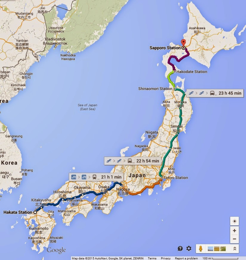 Tokyo Consult Japan Rail Pass Journey Introduction To My JR - Japan map rail