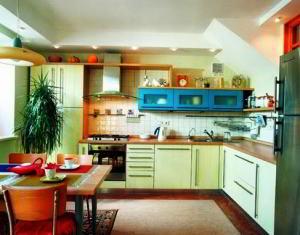 Model Dapur Dan Ruang Makan Jadi Satu