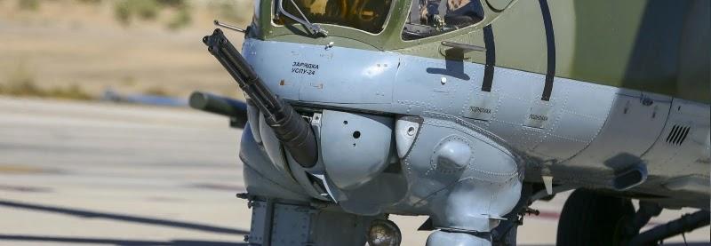 Україна поставила Грузії кулемети для Мі-24