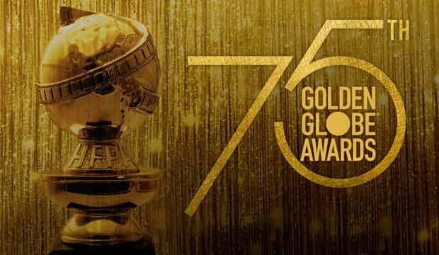 75º golden globe awards, 75ª globos de ouro