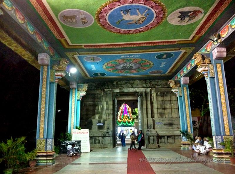 Marundeeeswarar Temple in Chennai, Tamil Nadu