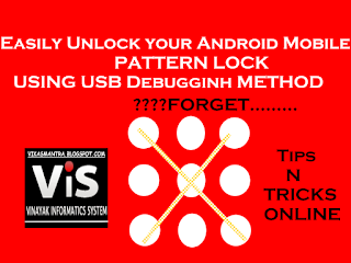 android pattern forget lock