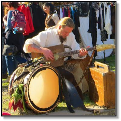 Musik auf historischen Instrumenten