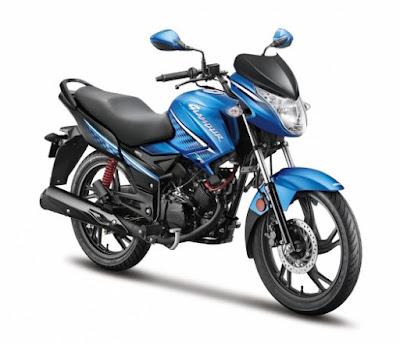 New 2017 Hero Glamour FI 125 cc Commuter bike