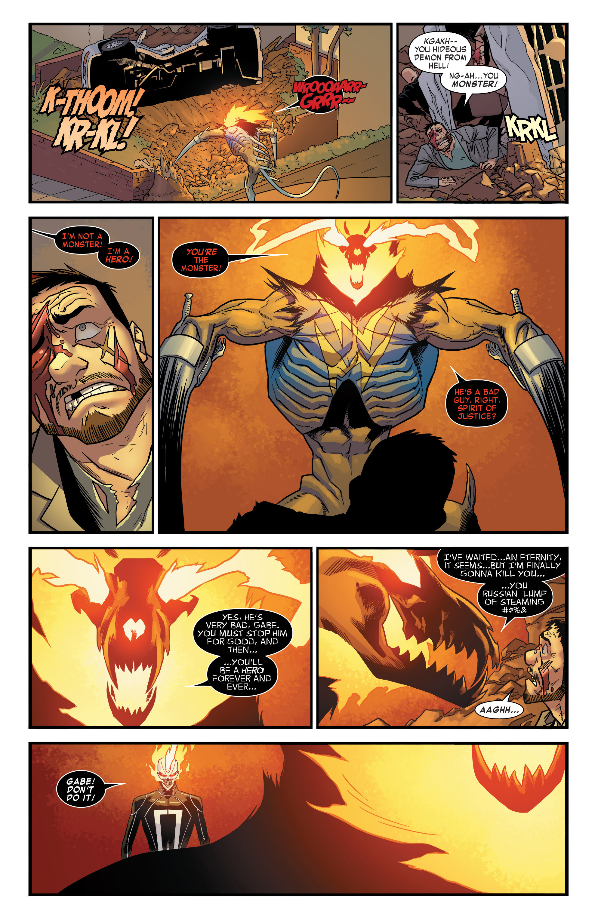 Read online All-New Ghost Rider comic -  Issue #12 - 15