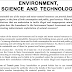 IAS Mains Series ENVIRONMENT SCIENCE TECHNOLOGY Answer Hints PDF