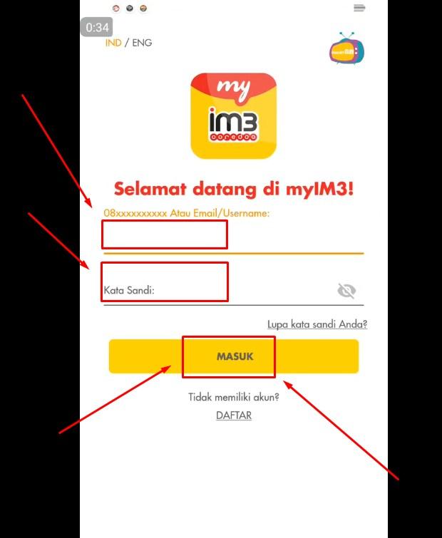 Cara Cek Masa Tenggang Indosat Pakai Aplikasi myIM3 Terbaru 2019 iii