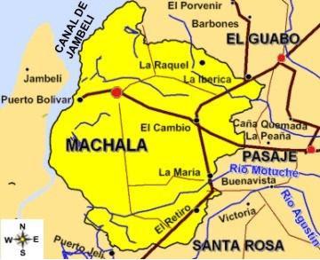 Turismo en Ecuador Archipiélago de Jambelí
