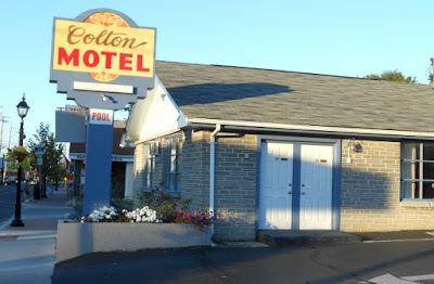 Colton Motel in Gettysburg Pennsylvania