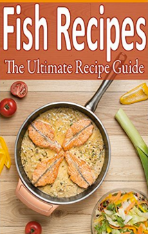 Book Review: Fish Recipes l LadyD Books