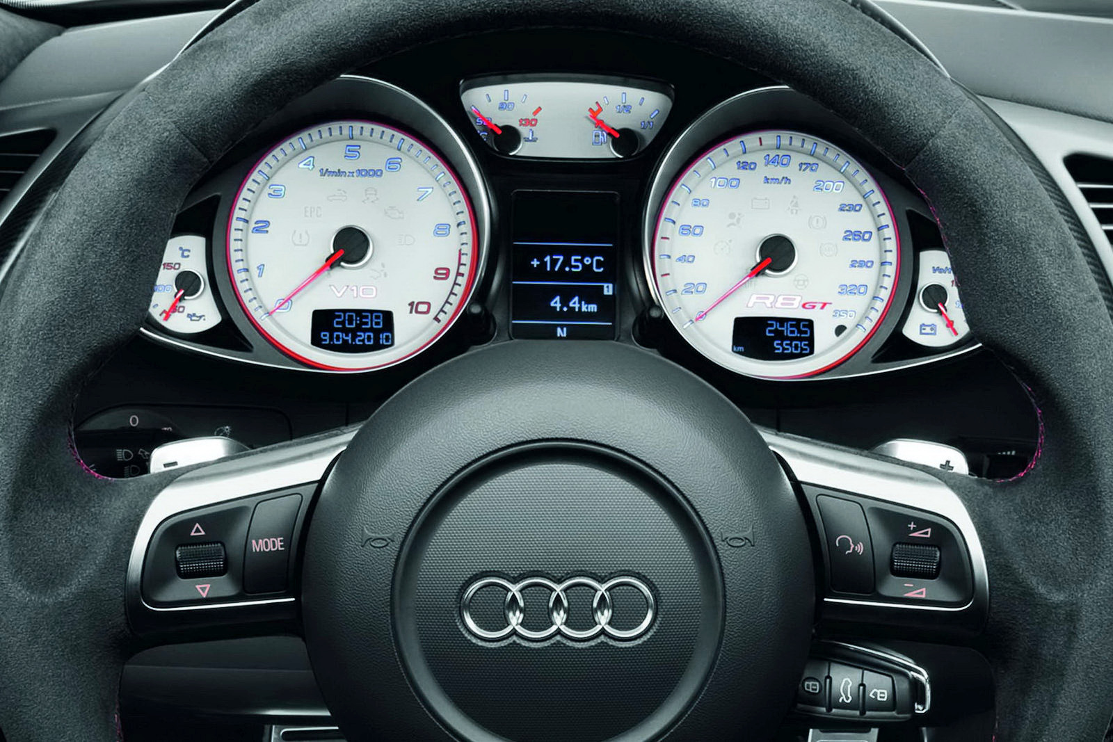 Audi R8 Interior Wallpapers  Best Wallpapers HD