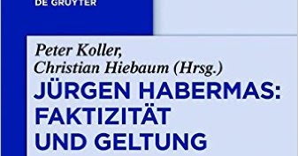 Political theory habermas and rawls neues buch ber for Christian hiebaum