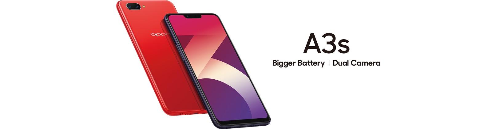 Smartphone Baru 2018 Oppo A3s Baterai Besar Harga 2 Jutaan Elppas