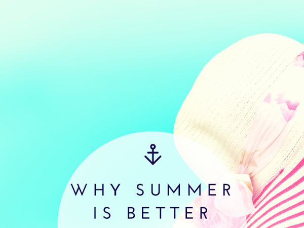 essays on why summer is better than winter Hello there, i prefer summer more than the winter although the climate here is tropical and the temperature is about 10 centigrade in winter but the cold is with dampness and chill therefore, reason 1) many people will catch a cold or be sick easily in winter.