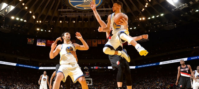 NBA Top 10 Circus Shots of the Month: January 2017 (VIDEO)