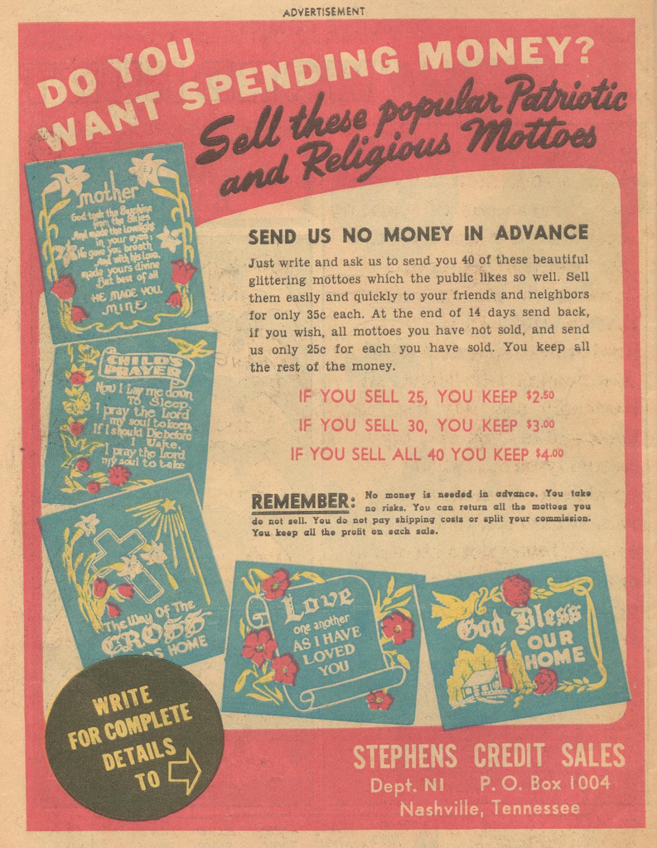 Read online Detective Comics (1937) comic -  Issue #261 - 34
