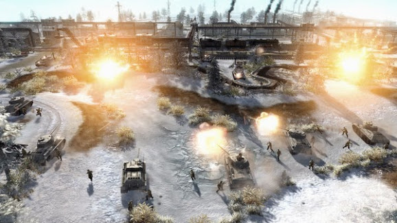 Men of War: Assault Squad 2 ScreenShot