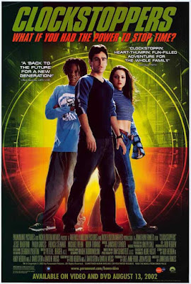 Clockstoppers 2002 Hindi Dual Audio Full Movie