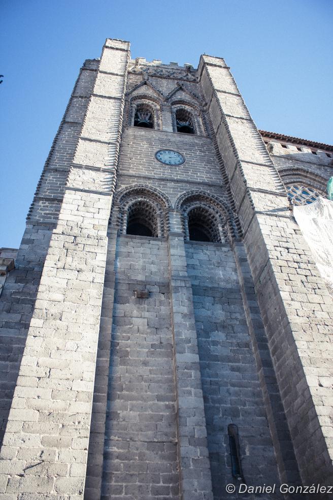 Catedral del Salvador de Ávila 2013