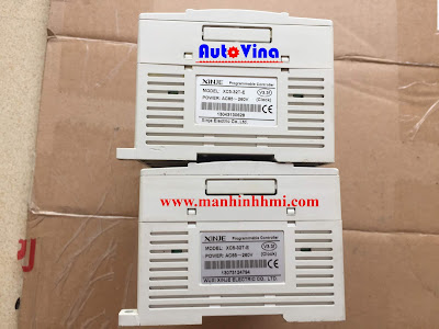 Unlock password PLC Xinje XC5, mở khóa PLC Xinje XC5