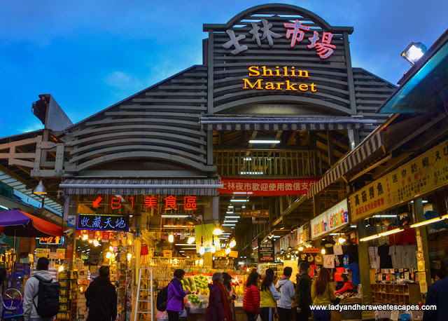 Pasalubong Shopping at Shilin Night Market