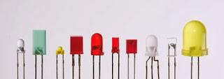 دايود باعث للضوء أو الثنائي الباعث للضوءأو المشع الضوئي