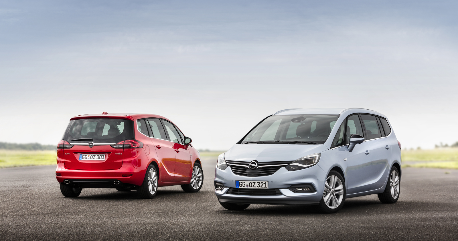 2017 Opel Zafira Starts Production In Germany Carscoops