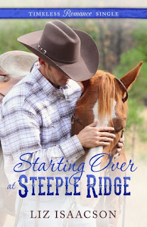 Heidi Reads... Starting Over at Steeple Ridge by Liz Isaacson